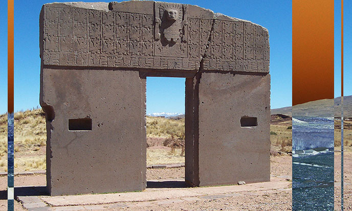 Gate Of The Sun, Tiwanaku