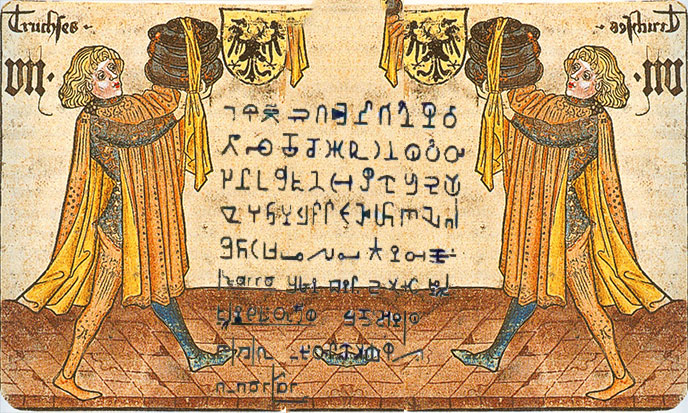 Teutonic, Language Of Origins