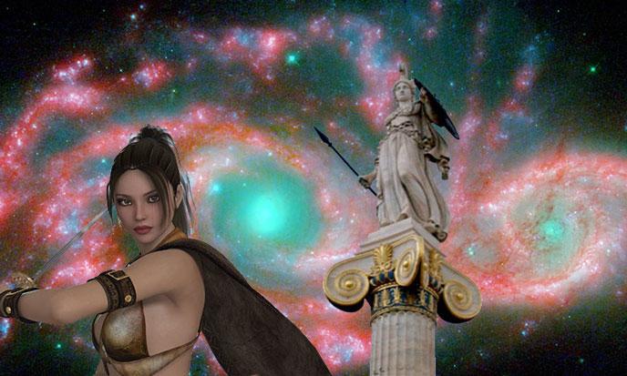 Athena My Love