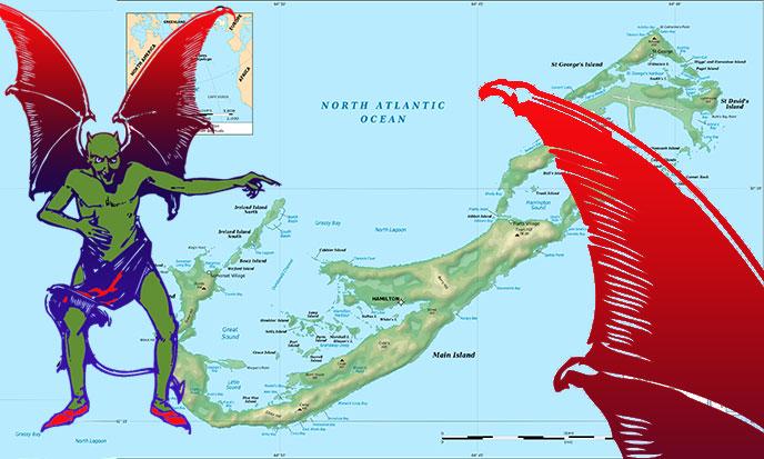Bermuda's Triangle