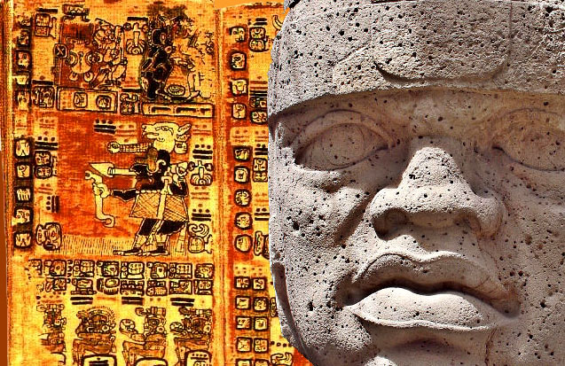 Olmec Heads