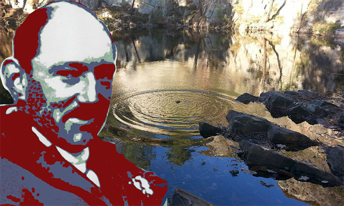 Vital Water of Marcel Violet