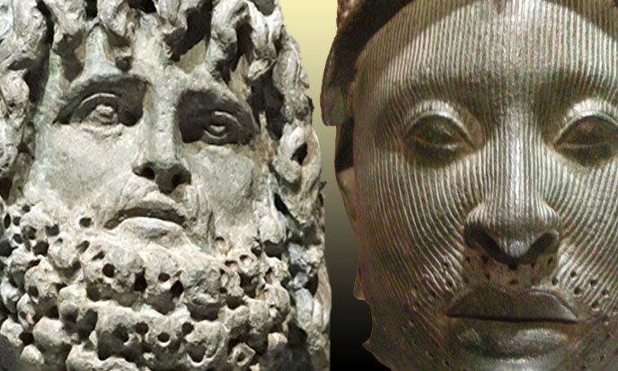 The Yoruba and the Etruscans