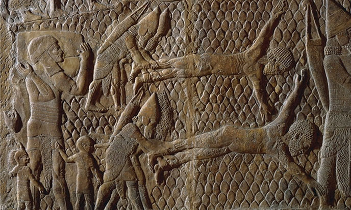 The Giants of Lachish