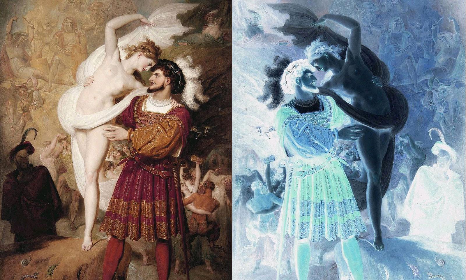 Lilith And Little Adam Eden Saga English