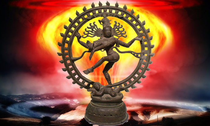 The Nuke Bomb Of Shiva