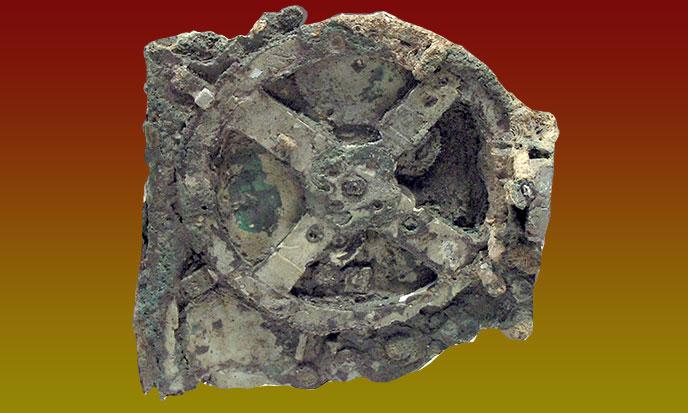 The Machine Of Antikythera