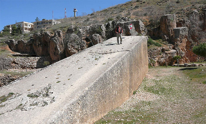 Baalbek Spaceport