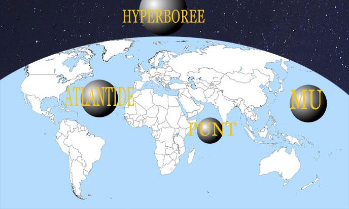 From Atlantis To Hyperborea