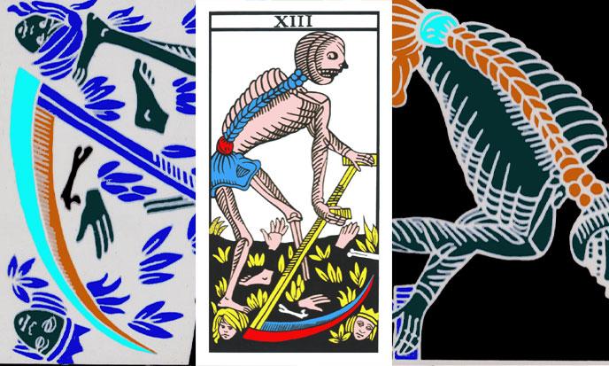 Tarot, Arcana XIII