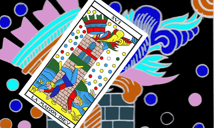 Tarot, The Tower