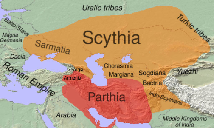 scythia-parthia_100_bc-688po