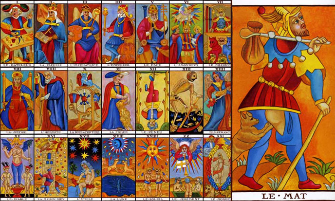 Clés du Tarot initiatique