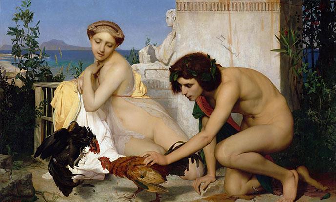 L'Adam grec