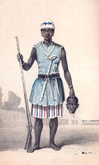 amazone-dahomey-tete-tranchee-200po