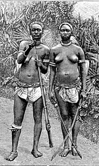 amazones-africaines-200po