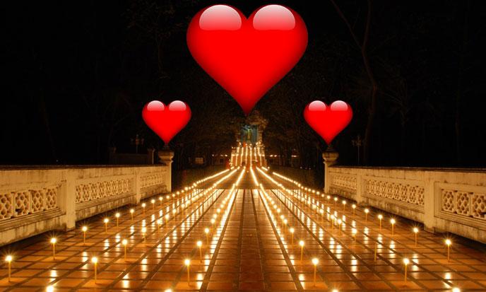 L'énergie d'amour