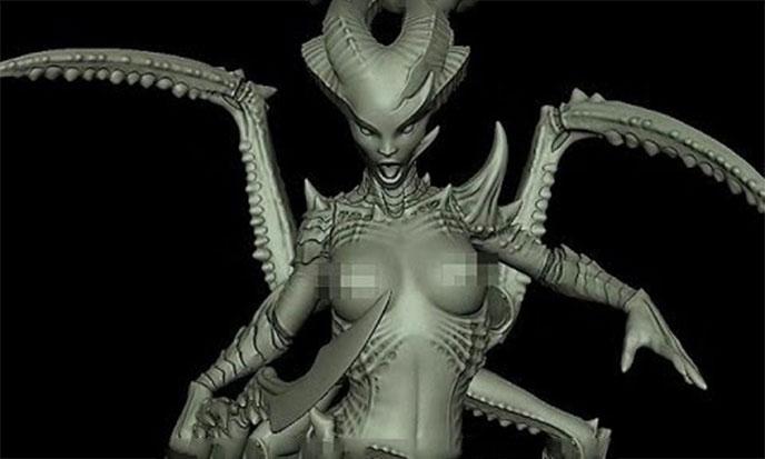 Lilith la Noire