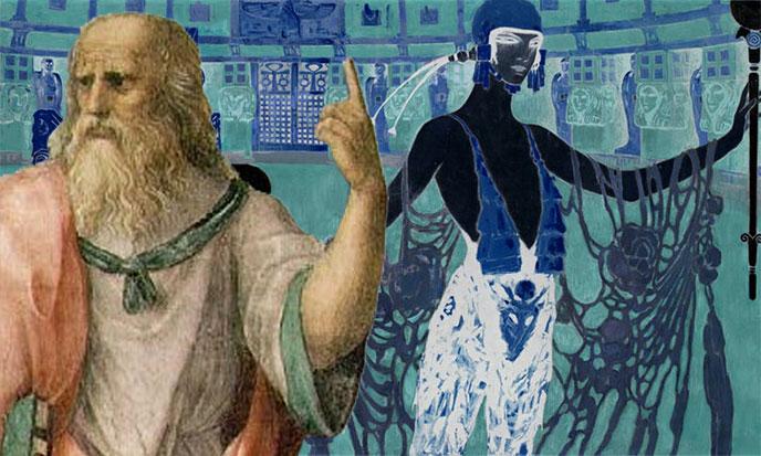 L'Atlantide selon Platon