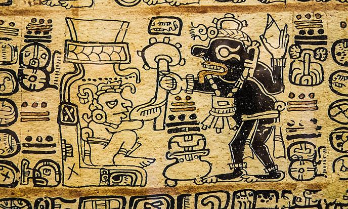 Notre Père Quetzalcoatl