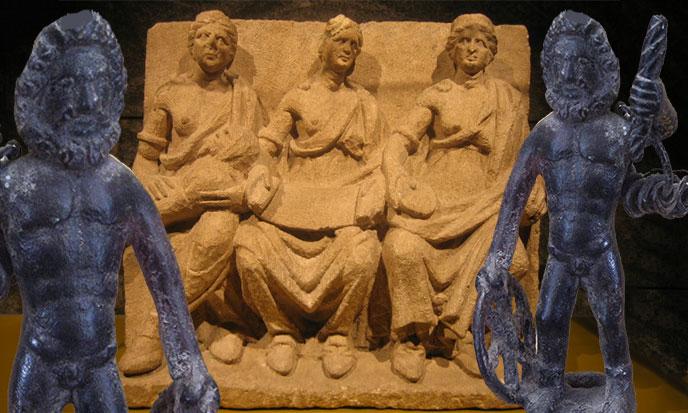Les dieux des Gaules