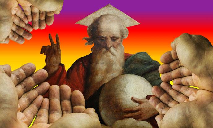 Le mythe du Dieu bon