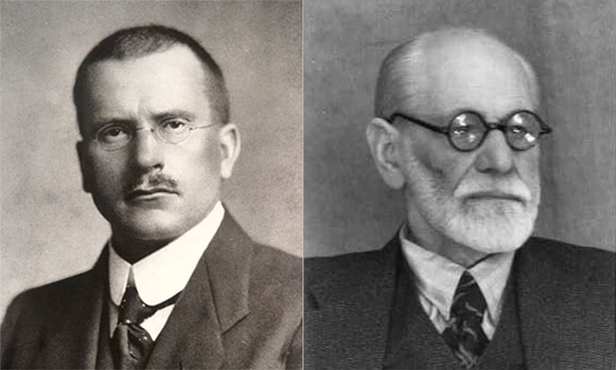 Jung contre Freud