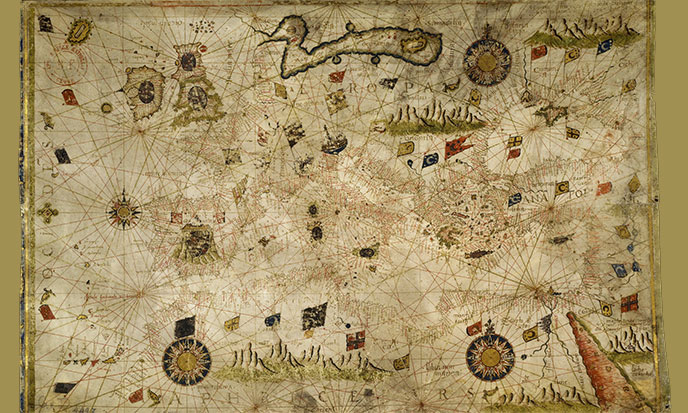 carte-maritime-ancienne-688po