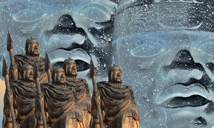 Celtes et Vikings, des Noirs ?