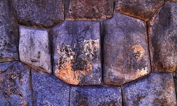 Les pierres molles