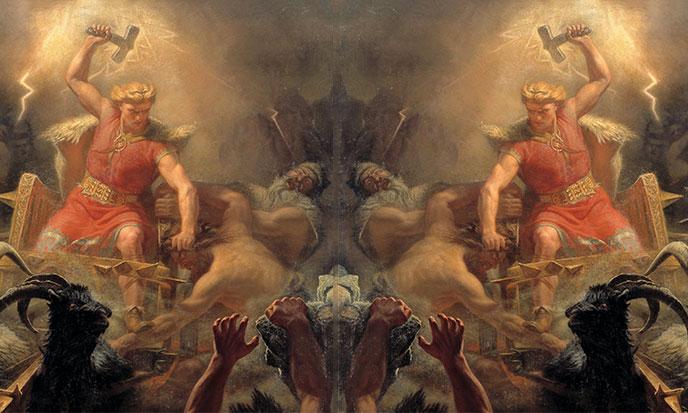 Les Dieux de la guerre