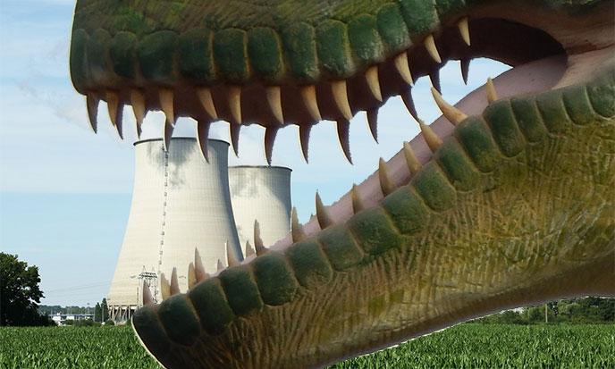 Des réacteurs préhistoriques