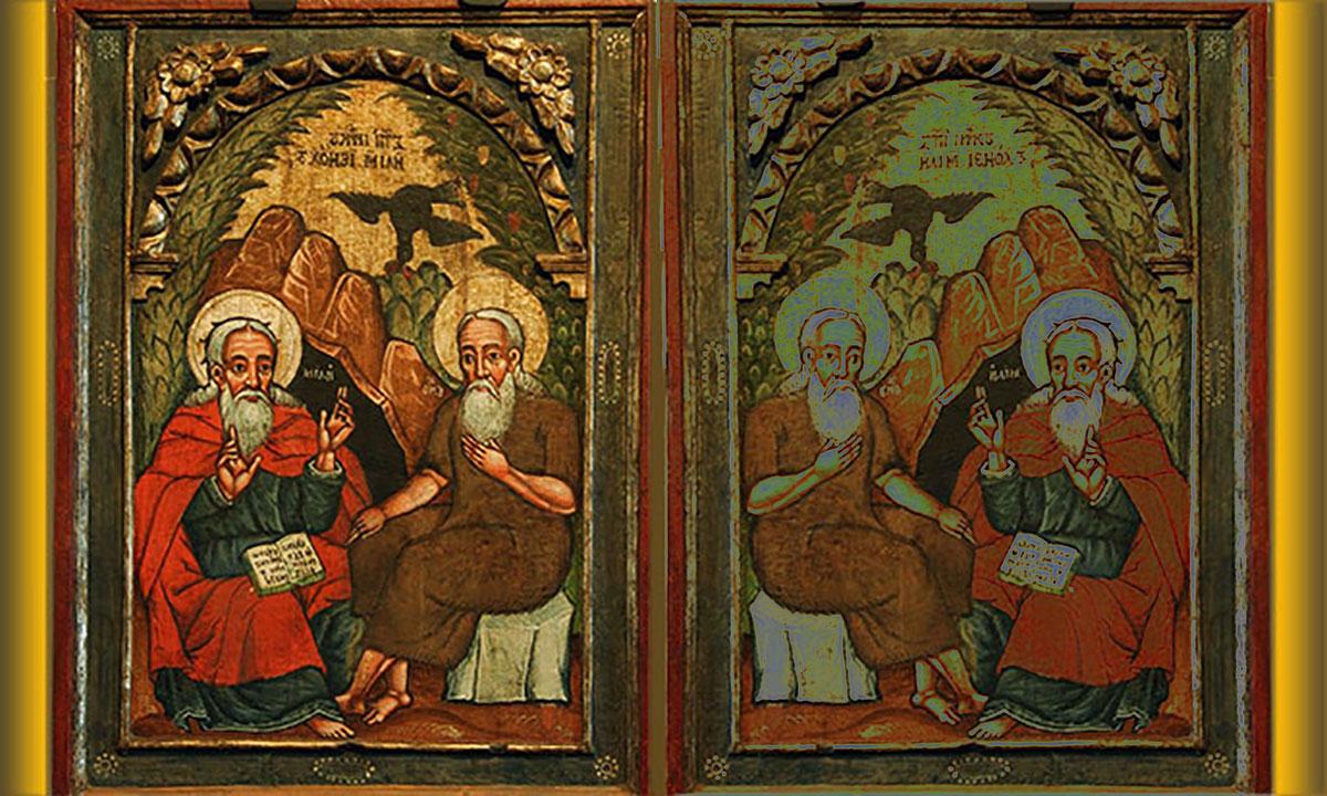Patriarch Enoch - Eden Saga - english