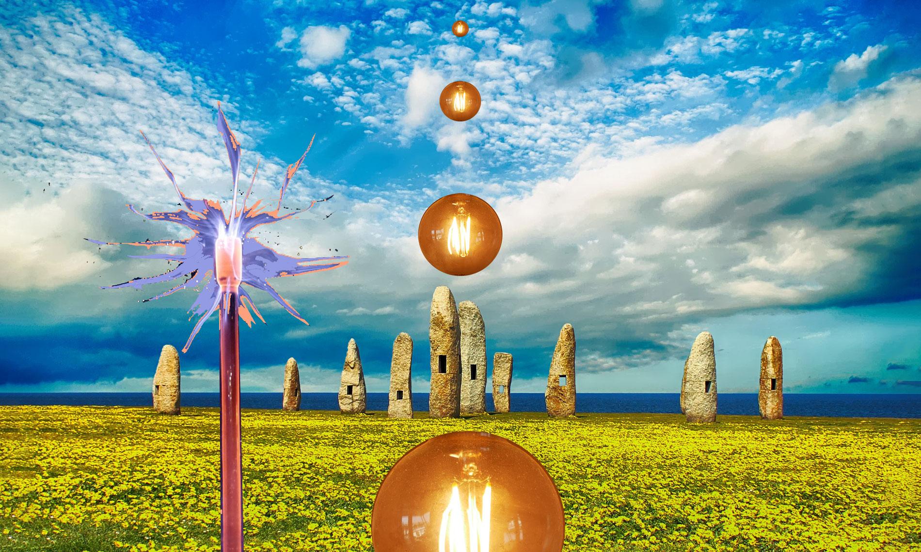 Ancient Energy - Eden Saga - english