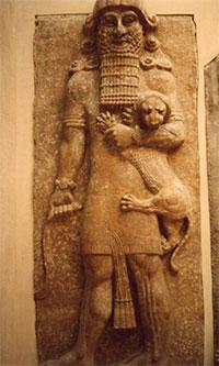 gilgamesh-antique-statue-200po