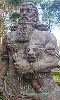 gilgamesh-statue-sydney-university-200po