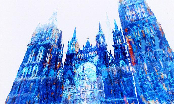 La grève des cathédrales
