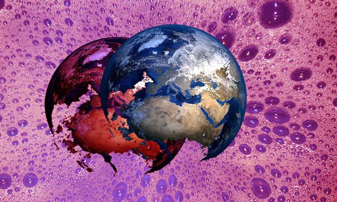 La guerre climatique
