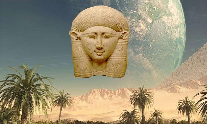 Notre Mère Hathor