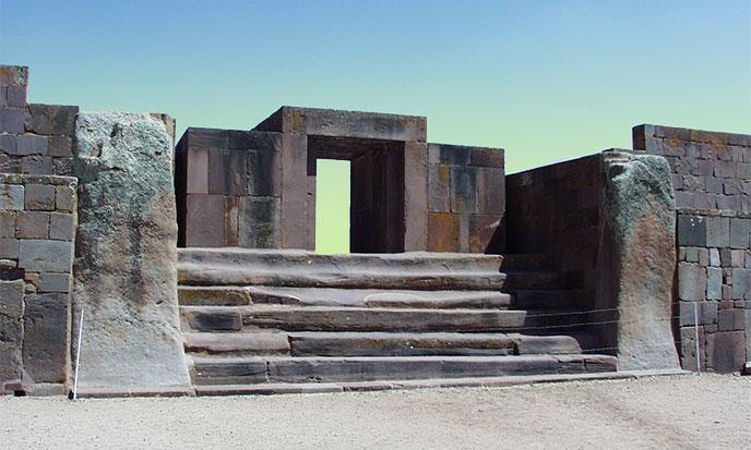 Tihuanaco cité des Dieux