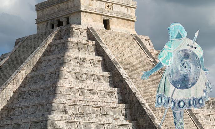 Kukulkan le Maya