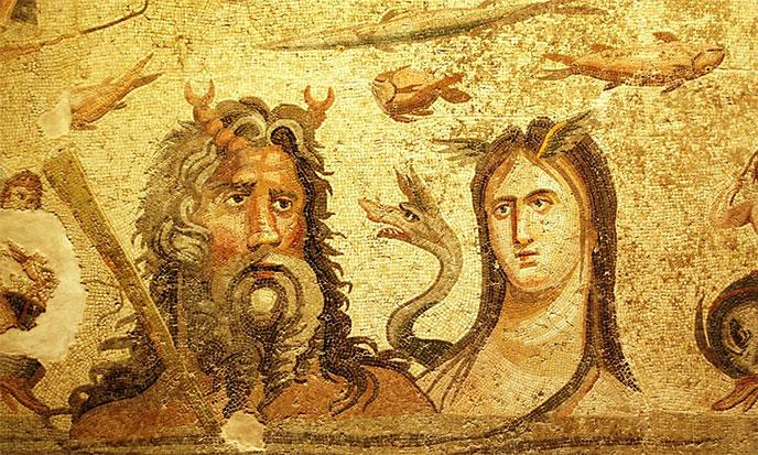 Merveilleuses mythologies