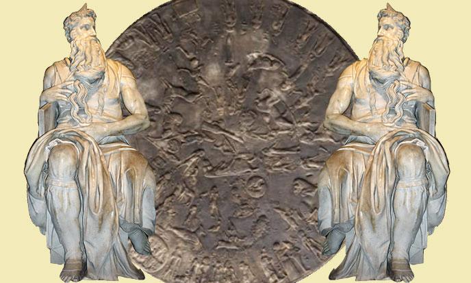 moise-vatican-michelange-zodiaque-denderah-688po