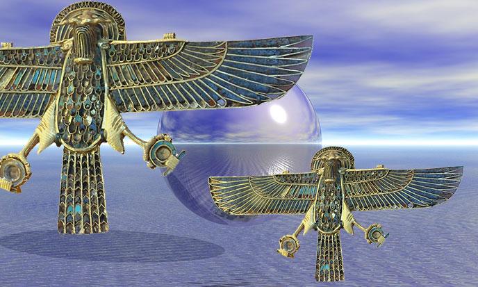 Osiris prince d'Atlantide