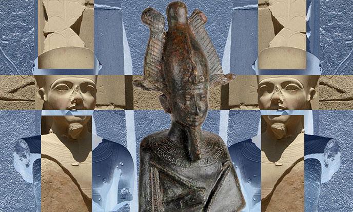 Les couronnes d'Osiris