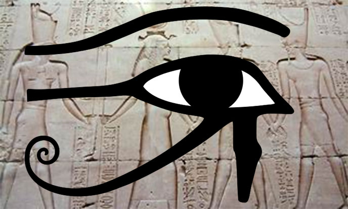 Oudjat ou l'oeil d'Horus