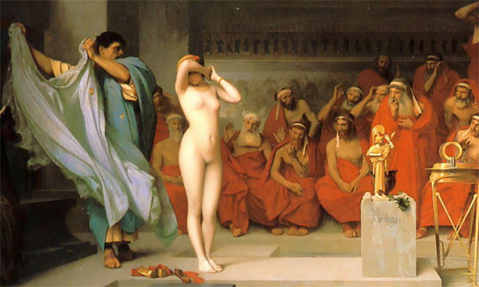 Esclaves ou Dieux