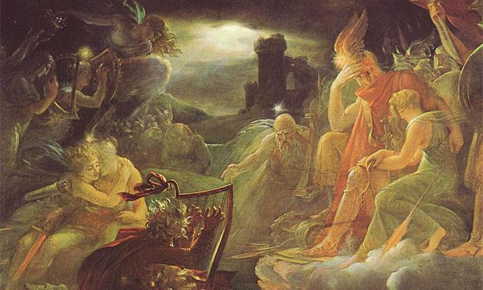 Les quatre fils de Lugh