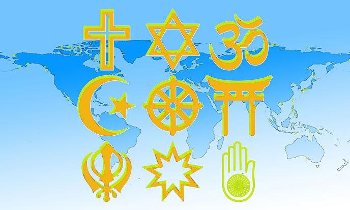 Tant de religions, une seule Voie