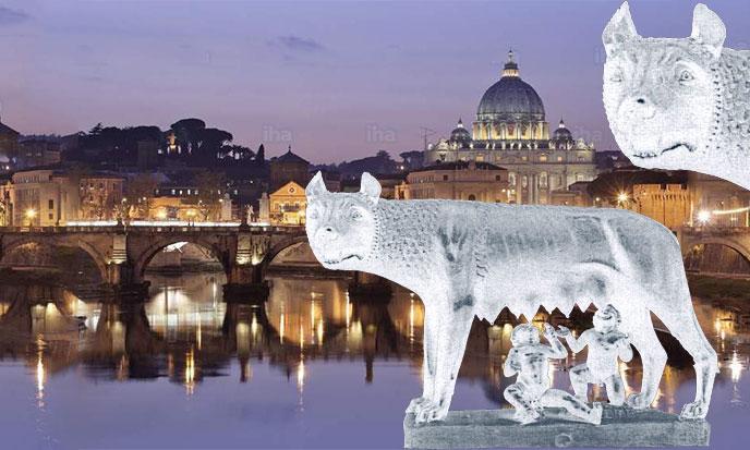 Le règne de Rome